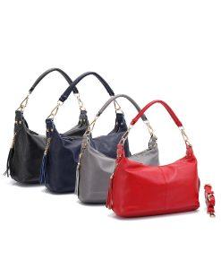 987e92a5b3 HB-1636-silk-caress-designer-handbag-small-tassle- ...