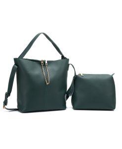 ce714350e6 ... HB-8817-silk-caress-designer-handbag-zipper-silver-. ALL HANDBAGS